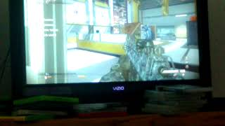 My first video call of duty ghosts
