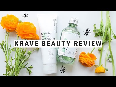 Krave Beauty Review | K-BEAUTY TUESDAY