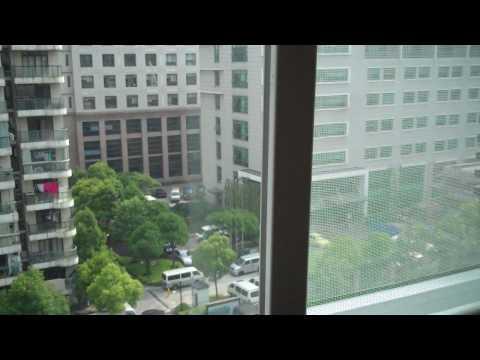 2010-06-06: Moving in at Tongji University, Shanghai, China