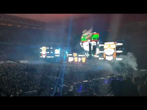 David Guetta Big City Beats World club dome 2016