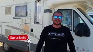 Área de Autocaravanas y Campers de Tarifa - Cádiz