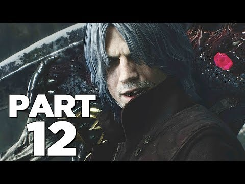 DEVIL MAY CRY 5 Walkthrough Gameplay Part 12 - LEGENDARY BLADE (DMC5)