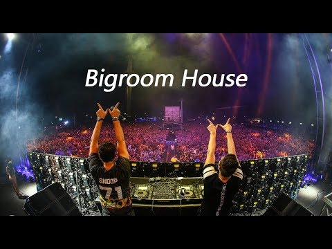 Bigroom House Compilation #1 - W&W