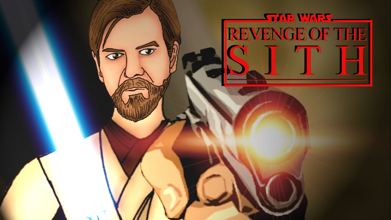 The Editing Room Star Wars Revenge Of The Sith Youtube