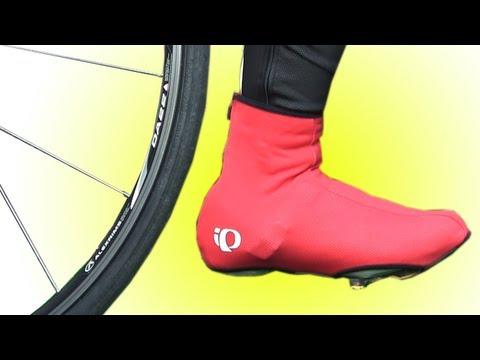 [解放軍]Ware Bike Shoes cover 自転車用シューズカバーの履き方