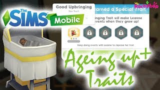 The Sims Mobile: Ageing Up and Earning Traits