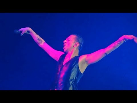 Depeche Mode - Global Spirit Tour Live in Moscow 25.02.2018 (5 Cameras Multicam Edit)