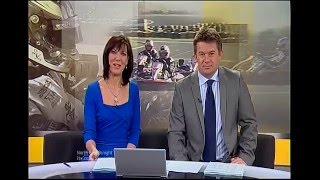 PONTELAND HIGH SCHOOL KARTING TEAM - BSKC - itv Tyne Tees, North East Tonight