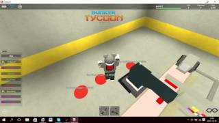 Roblox bunker tycoon #1