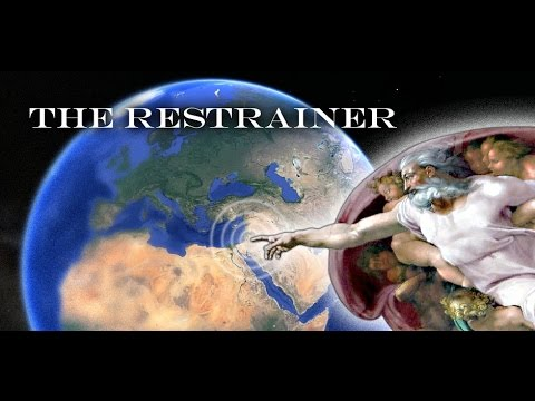WHO is the RESTRAINER  2 Thessalonians 2:7?