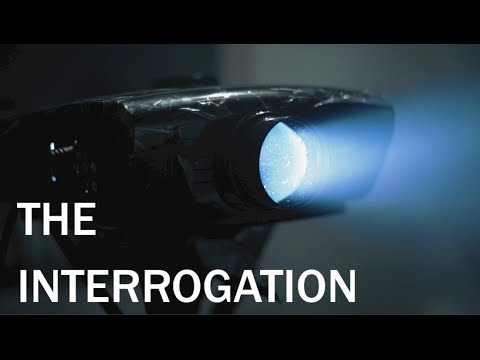 """The Interrogation"" A Short Film"