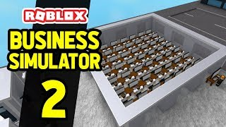 HIRING SO MANY WORKERS - Business Simulator #2