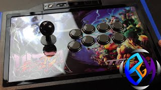 Unboxing - Mad Catz Ultra Street Fighter IV Arcade FightStick Tournament Edition 2