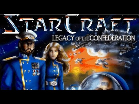 Starcraft 1: Legacy of the Confederation - Past Purposes Prologue