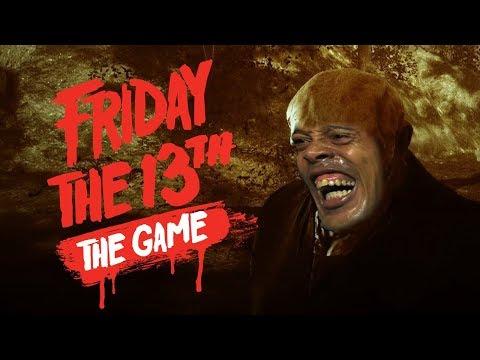 ACABANDO COM O JASON - Friday The 13th The Game