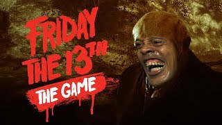 ACABANDO COM O JASON - Friday The 13th The Game