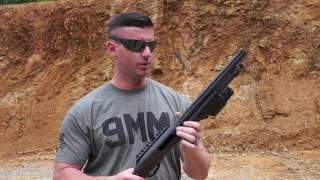 My Tactical Shotgun Set Up