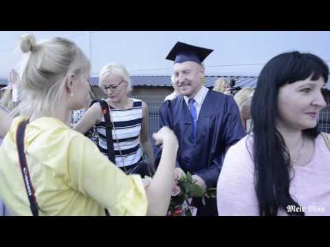 Kuressaare Gümnaasiumi lõpetamine 2015