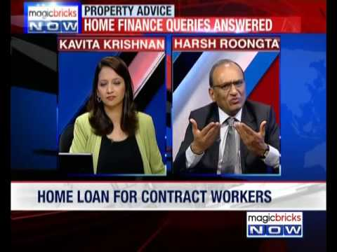 What are the types of loan that contract workers can avail? - Property Hotline