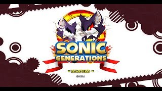 Sonic Forces Generations Mod: Infinite Playable Character Mod [Rival RV Mod]