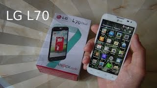LG L70, dual SIM. Свежий Обзор / Арстайл /(Быстрый, 2 SIM - но не без недостатков. Подробно. Характеристики и цена на LG L70: http://goo.gl/Z20xTH Примеры фото и видео..., 2014-05-10T06:40:24.000Z)
