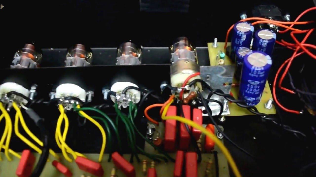 DIY 6505+ preamp review