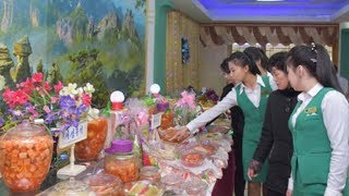 National Kimchi Show Held in Pyongyang
