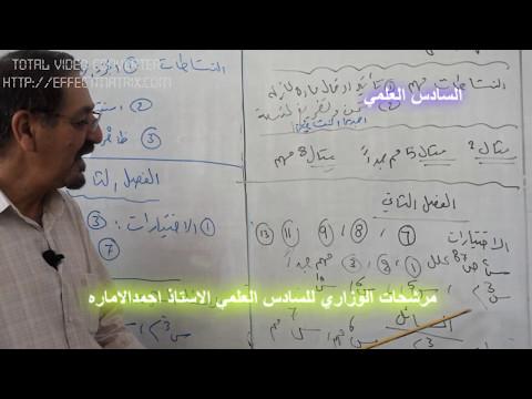 المرشحات مادة الفيزياء السادس العلمي الاستاذ احمد الاماره 2017