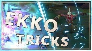 Ekko Tips and Tricks (Ekko Guide) - Tricks to outplay with Ekko!
