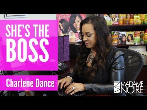 "Charlene Dance, Global Marketing Director At Strength Of Nature   ""She"