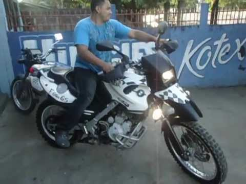 Bmw F650 Dakar 2001 Youtube