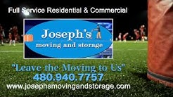 JOSEPH'S MOVING AND STORAGE