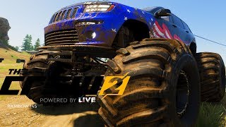 The Crew 2 Jeep Monster Truck or Suv