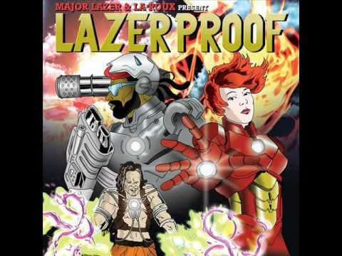 Major Lazer & La Roux - Tigerlily