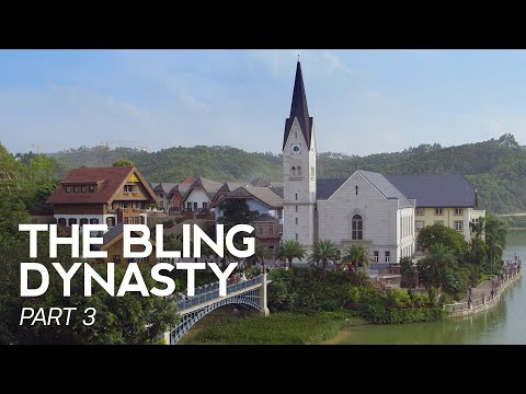 What's a $1B Austrian Village Doing in China? - GQ