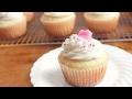 Valentine s Day Vanilla Cupcakes SweetTreats
