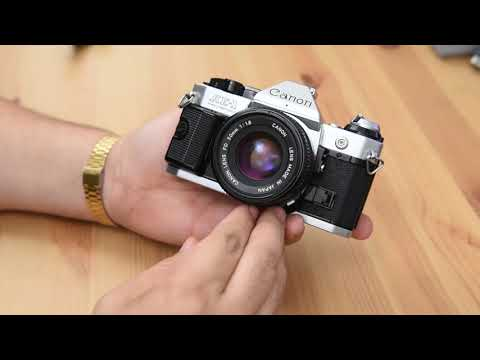 Canon AE-1 Program Review And How To
