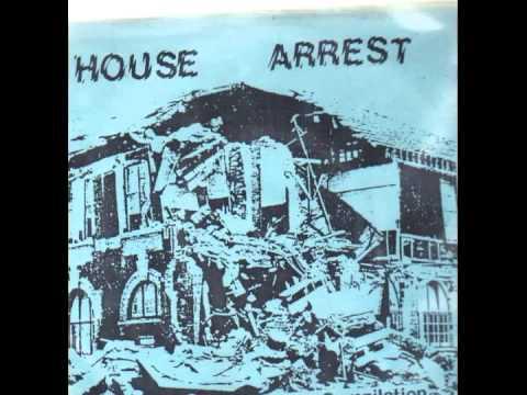 House arrest - A puertorican hardcore compilation