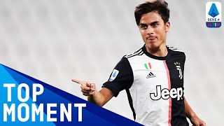Dybala's Brilliant Strike Gives Juve the Lead! | Juventus 4-0 Lecce | Top Moment | Serie A TIM