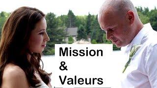 Valeurs, Mission et Croyances de l'agence CQMI