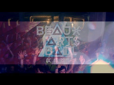 Beaux Arts Ball Lexington Ky