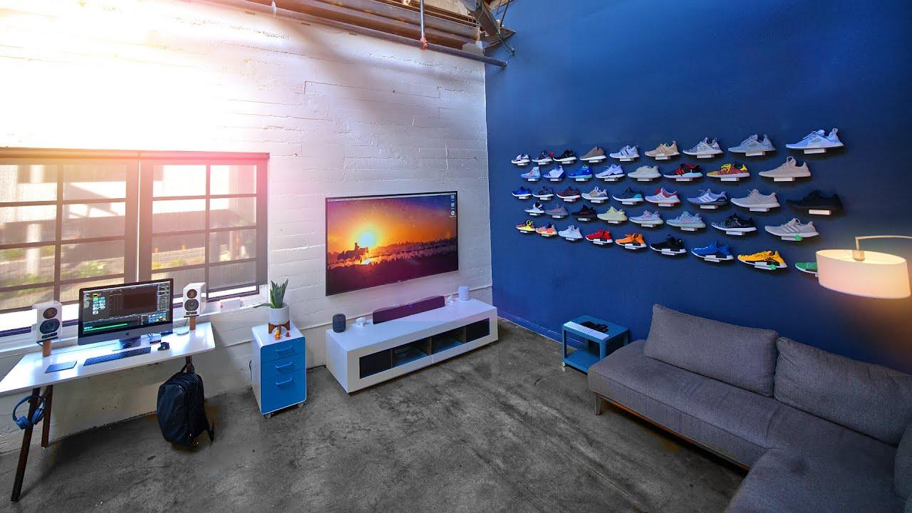 Dream home office setup