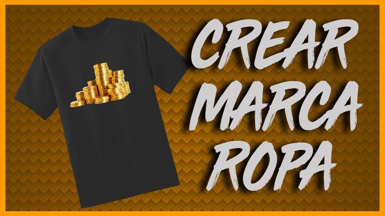 Como crear una marca de ropa - (Mi experiencia) - YouTube 778274461860f