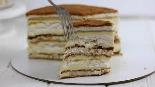ЭТОТ ТОРТ ТАЕТ ВО РТУ Рецепт торта с воздушной начинкой и ароматными коржами Торт без бисквита
