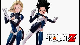 Project Z! The NEW Dragon Ball Game RPG Is Blessing Us In 2019.