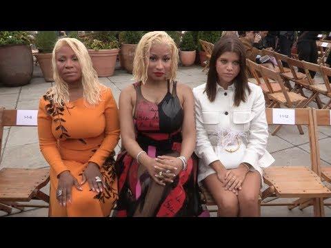 Nicki Minaj, Amber Heard, Kate Beckinsale and more at Oscar de la Renta