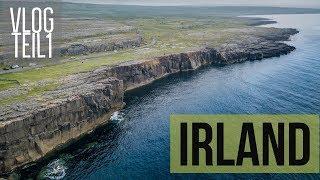 IRLAND Roadtrip WESTKÜSTE Highlights   Travel-VLOG