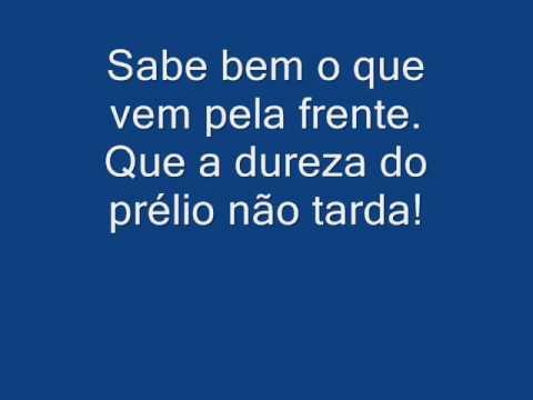 Hino do Palmeiras com letra