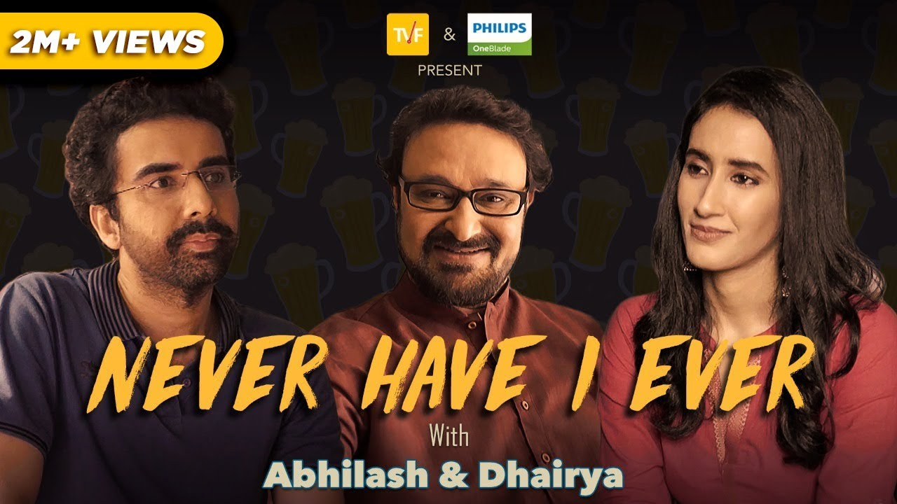 Never Have I Ever with Girlfriend - feat. Abhilash and Dhairya from Aspirants