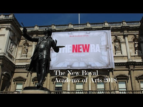 Review: The New Royal Academy of Arts 2018 in London